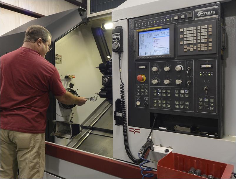 CNC-Turn-Mill-Machine