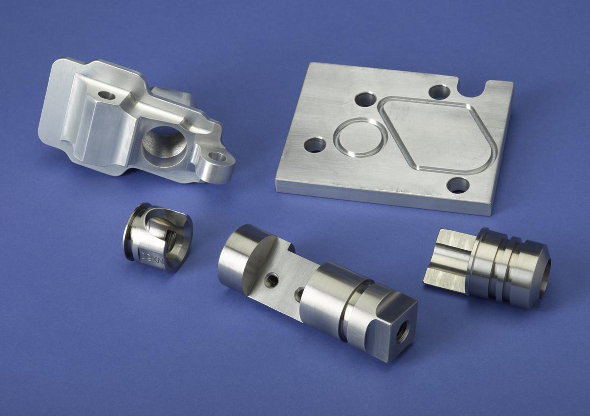 CNC Turn/Mill Parts