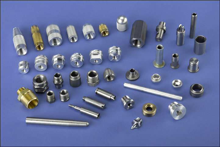 Multi Spindle Screw Machine Parts