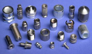 Precision Screw machine Parts